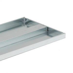 Wzmocnienia półki galwanizowanej do regału półkowego TOTAL